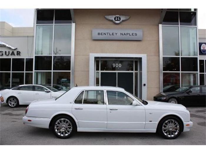 Bentley Arnage 2005 #6