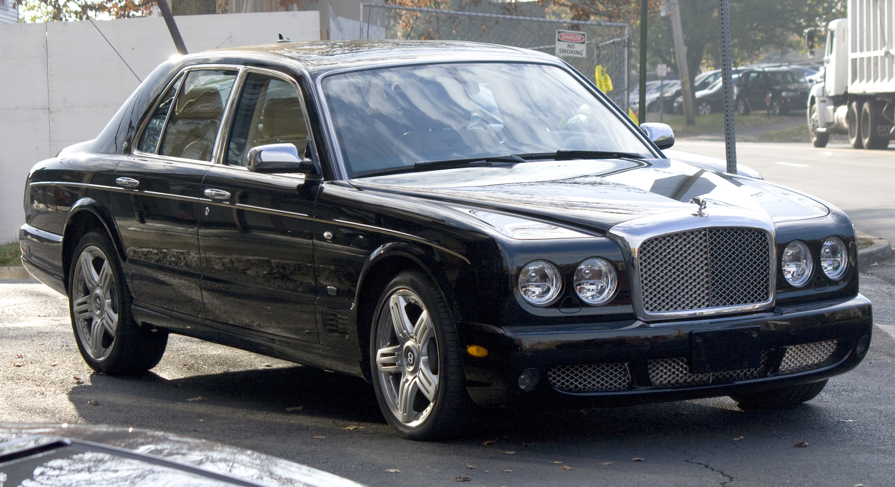 Bentley Arnage T #7