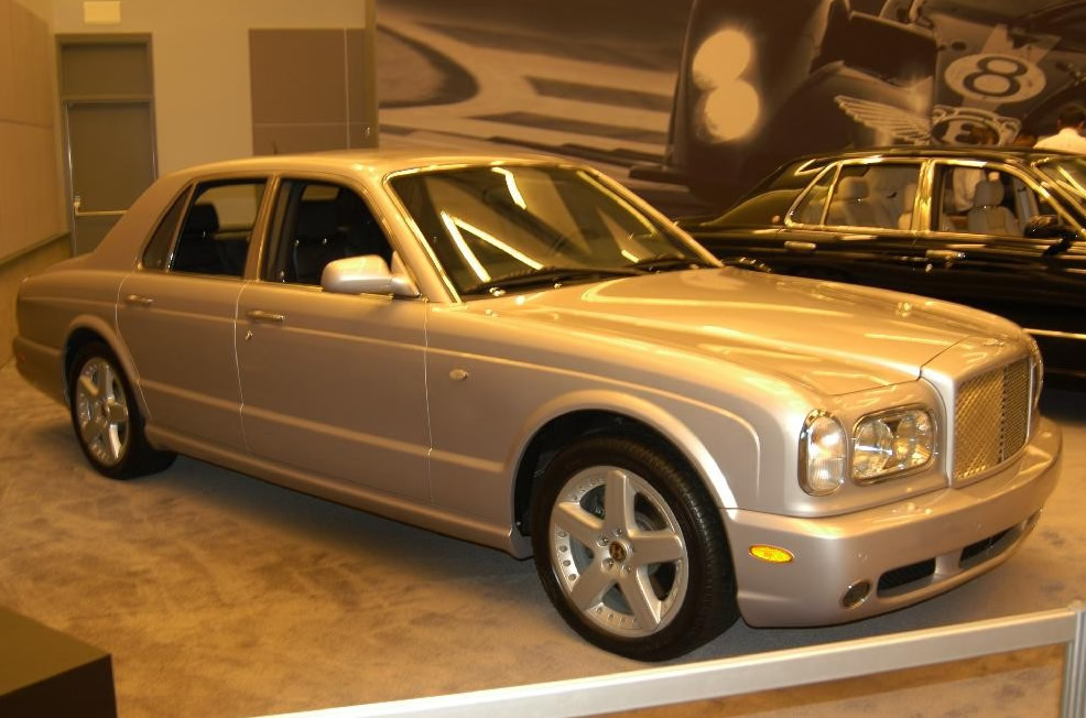 Bentley Azure 2003 #12