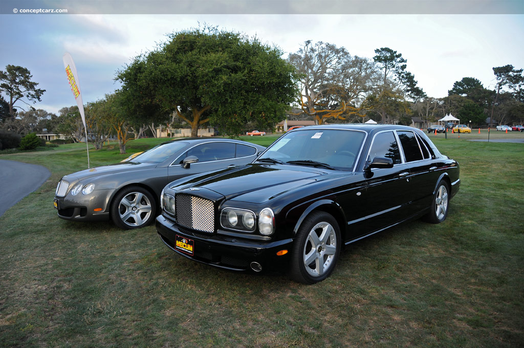 Bentley Azure 2003 #2