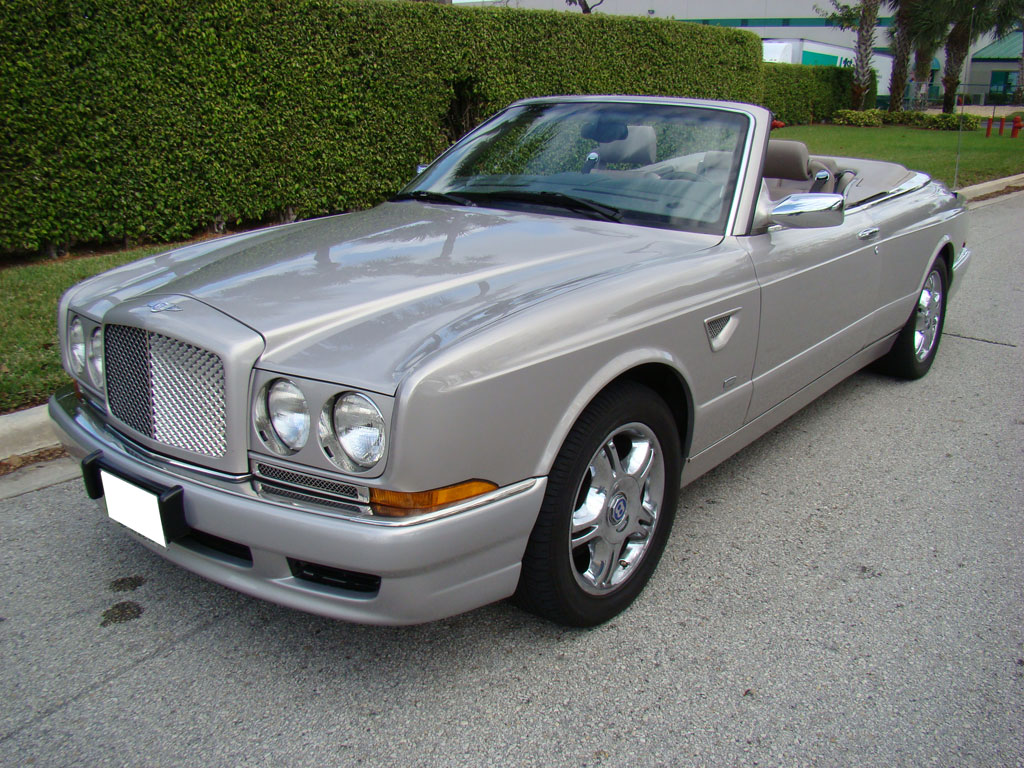 Bentley Azure 2003 #5