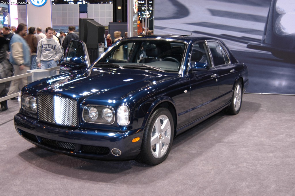 Bentley Azure 2003 #7