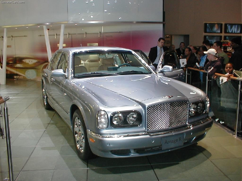 Bentley Azure 2003 #8
