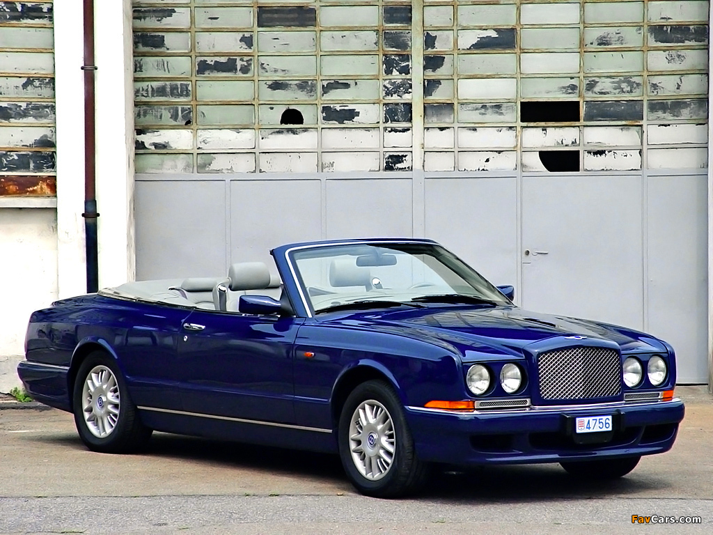 Bentley Azure 2003 #9