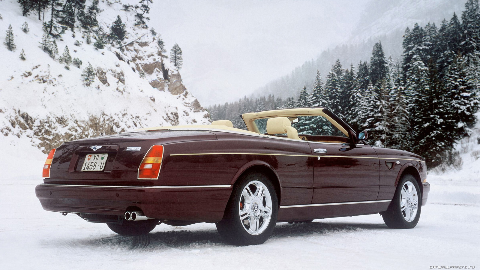 Bentley Azure Mulliner #2