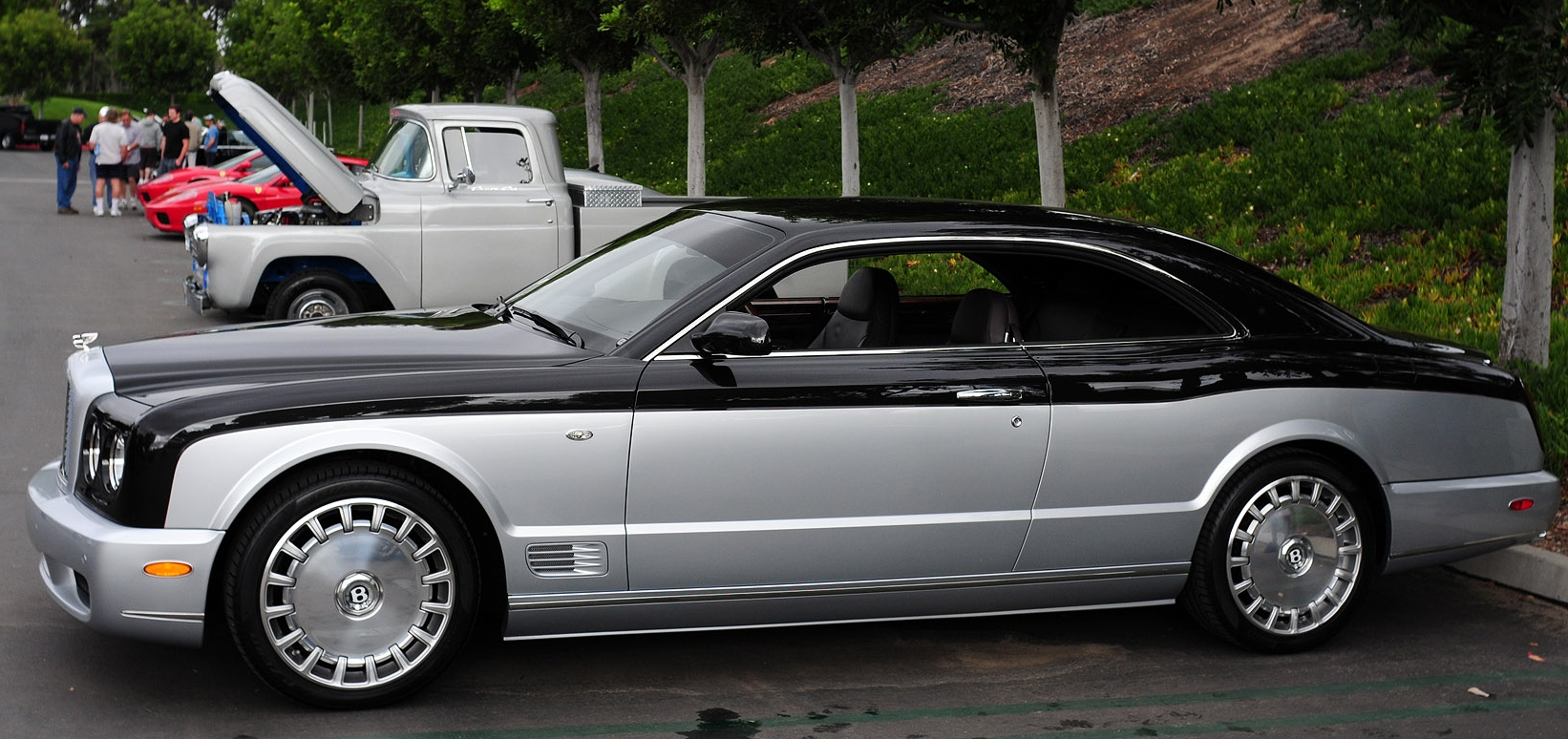 2010 Bentley Brooklands Information And Photos Momentcar
