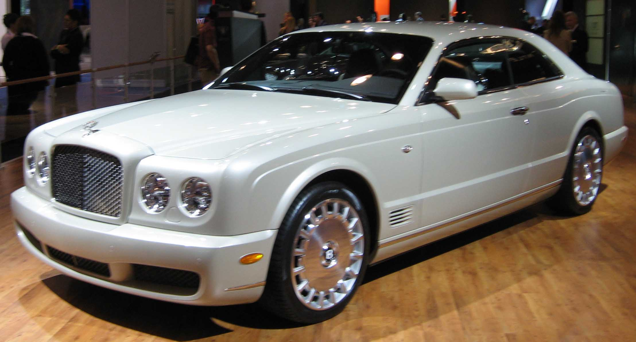 Bentley Brooklands #2