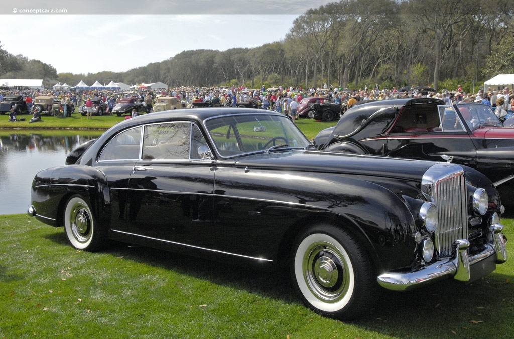 Bentley Continental 1958 #11