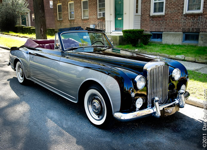 Bentley Continental 1958 #3