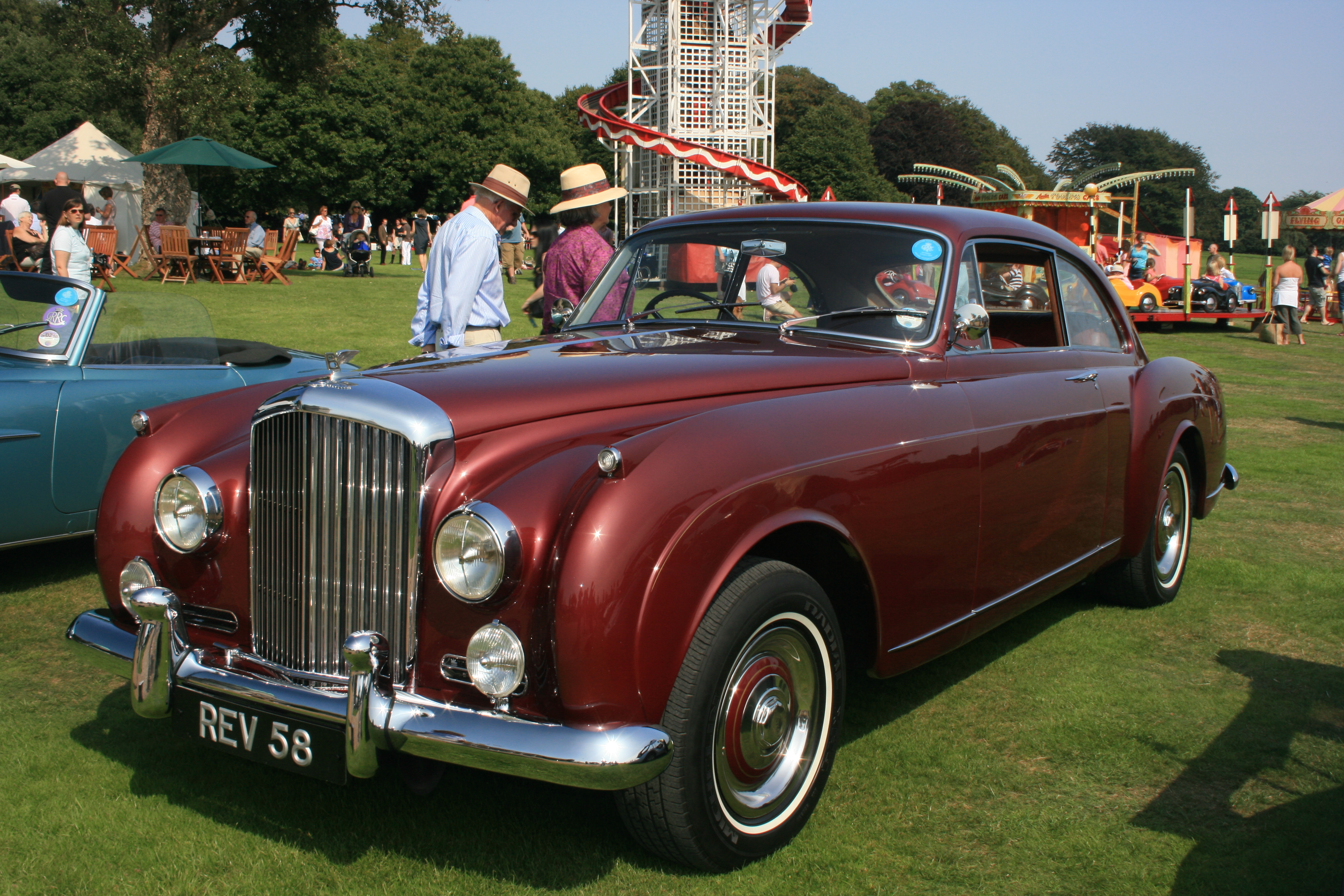 Bentley Continental 1958 #4