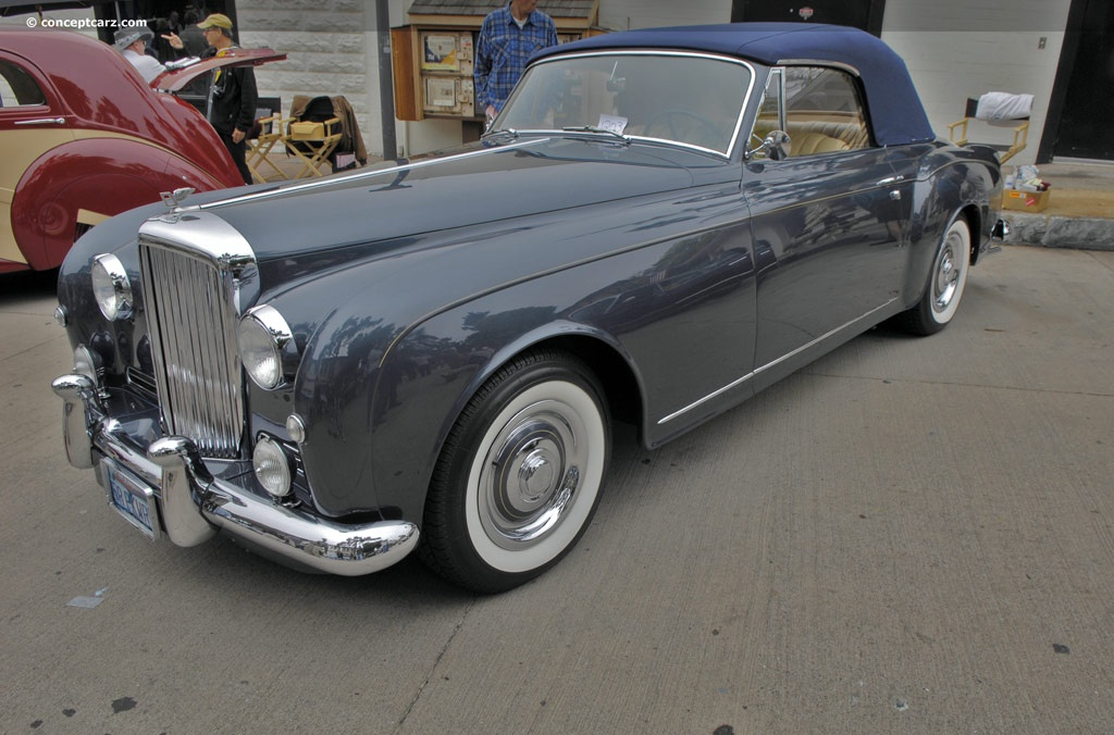 Bentley Continental 1958 #5