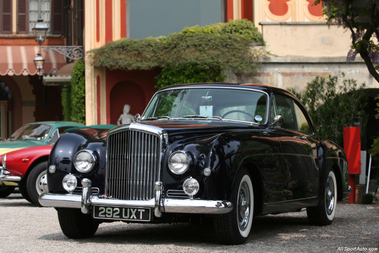 Bentley Continental 1958 #7
