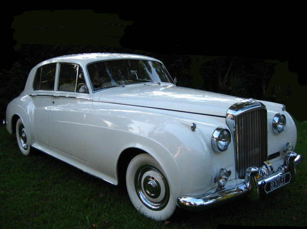 Bentley Continental 1958 #8