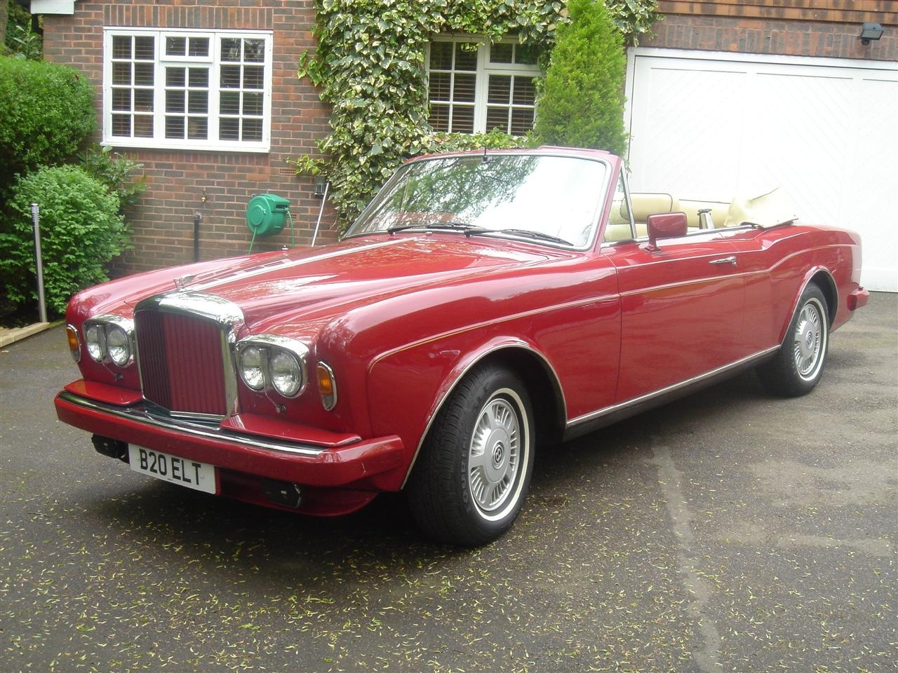 1985 Bentley Continental Information And Photos Momentcar