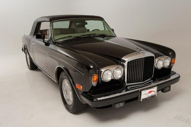 Bentley Continental 1988 #6