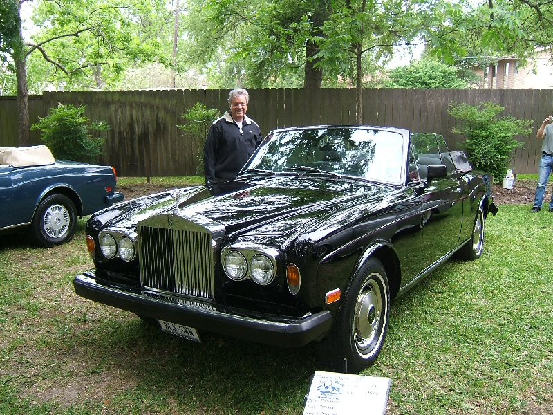 Bentley Continental 1988 #9