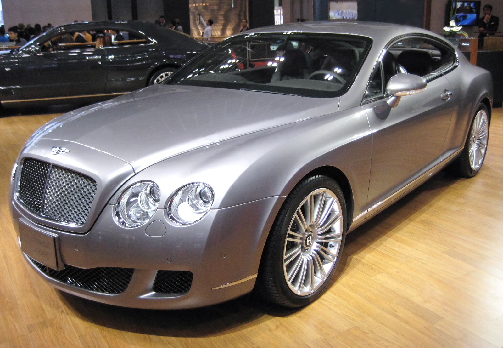 Bentley Continental #2