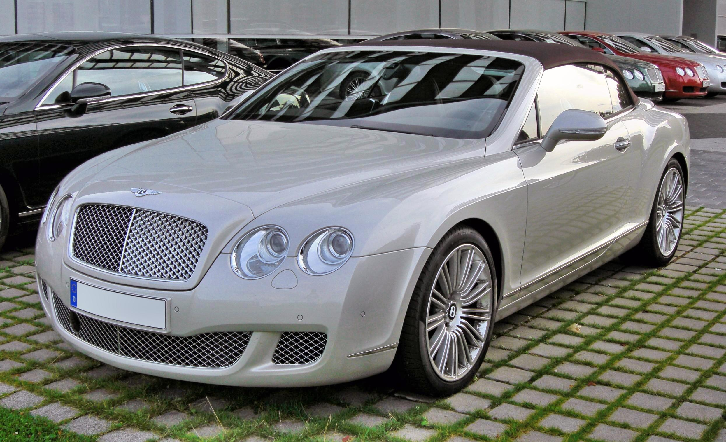 Bentley Continental #6