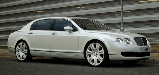 Bentley Continental Flying Spur #2