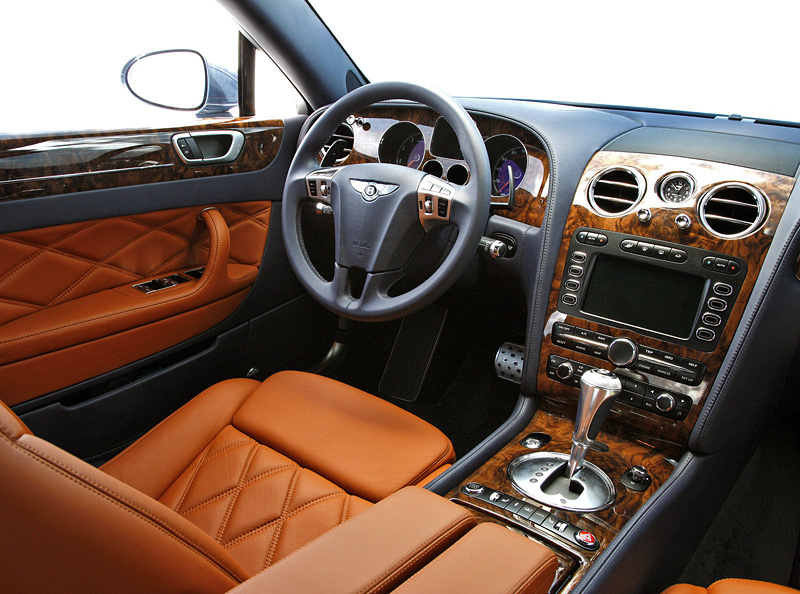 Bentley Continental Flying Spur 2008 #10