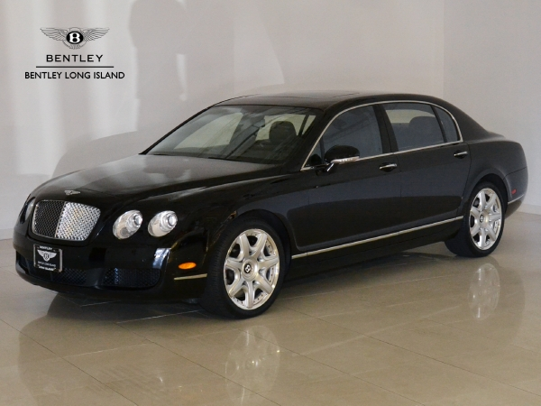 Bentley Continental Flying Spur 2008 #11