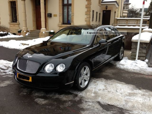 Bentley Continental Flying Spur 2008 #6