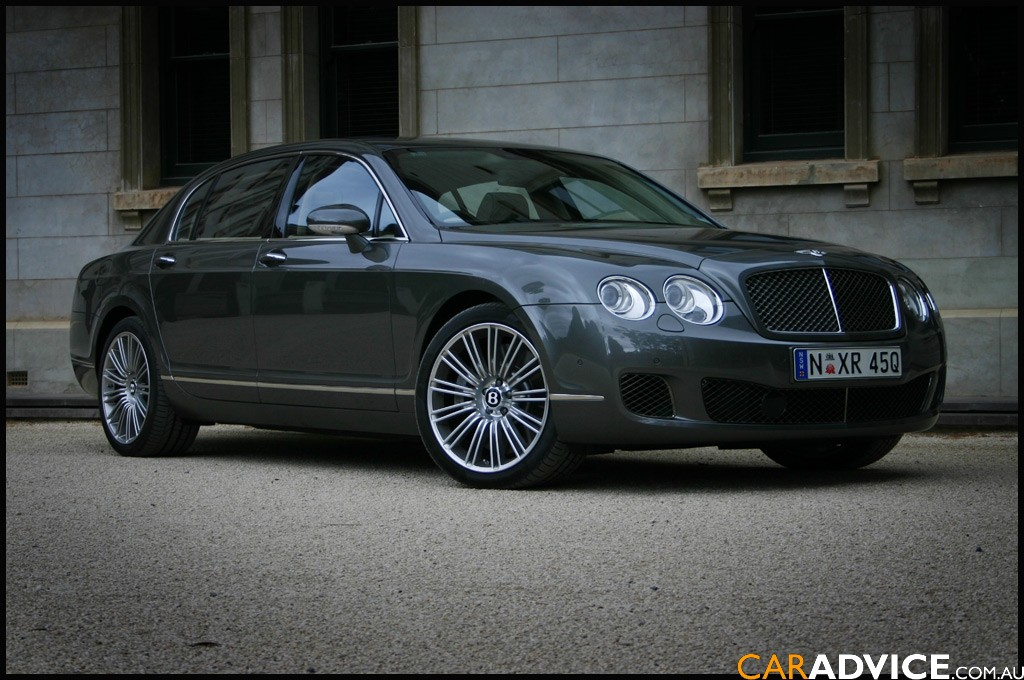 Bentley Continental Flying Spur 2008 #7