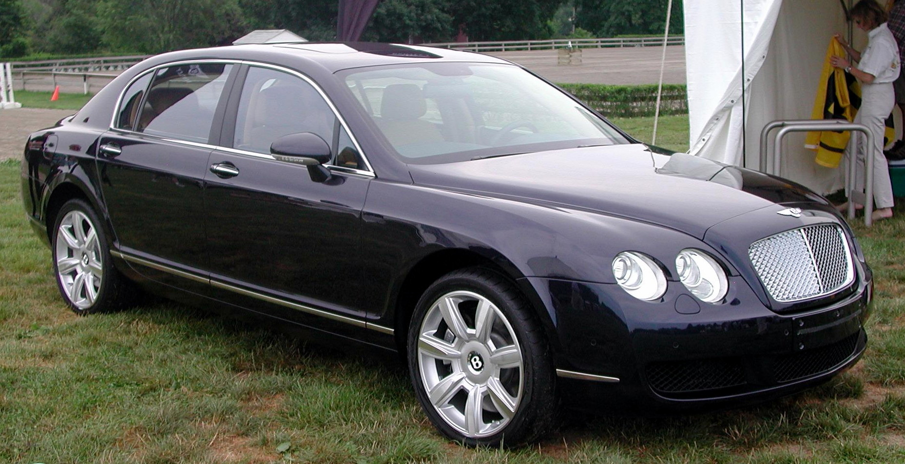 Bentley Continental Flying Spur 2008 #9