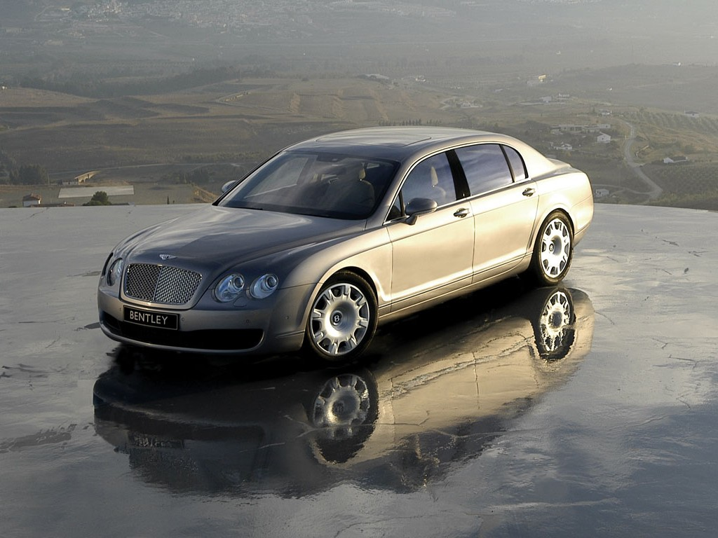 Bentley Continental Flying Spur 2011 #5