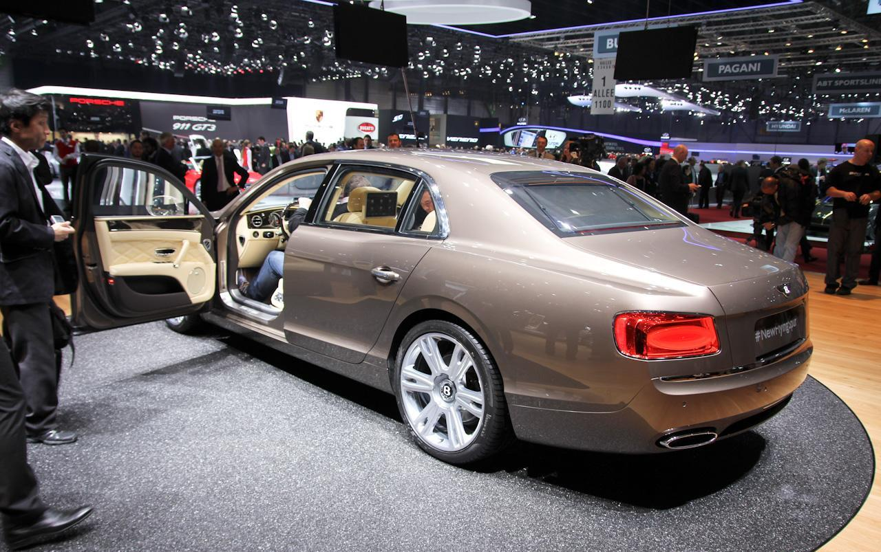 Bentley Continental Flying Spur 2013 #8
