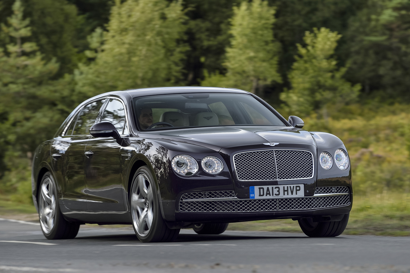 Bentley Continental Flying Spur #6