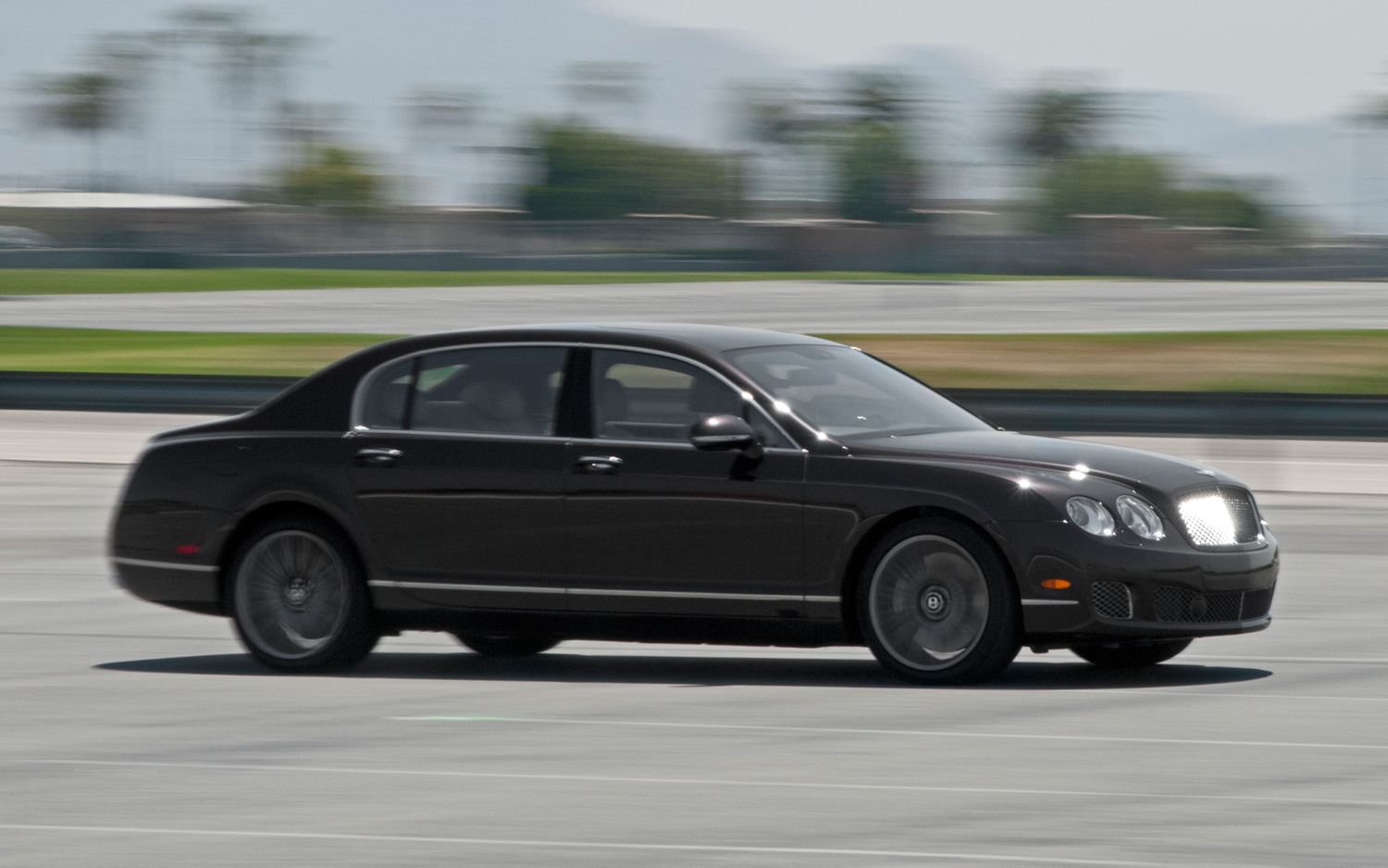 Bentley Continental Flying Spur Speed 2011 #6