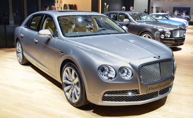 Bentley Continental Flying Spur Speed 2013 #3
