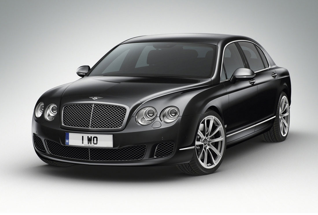 Bentley Continental Flying Spur Speed 2013 #5