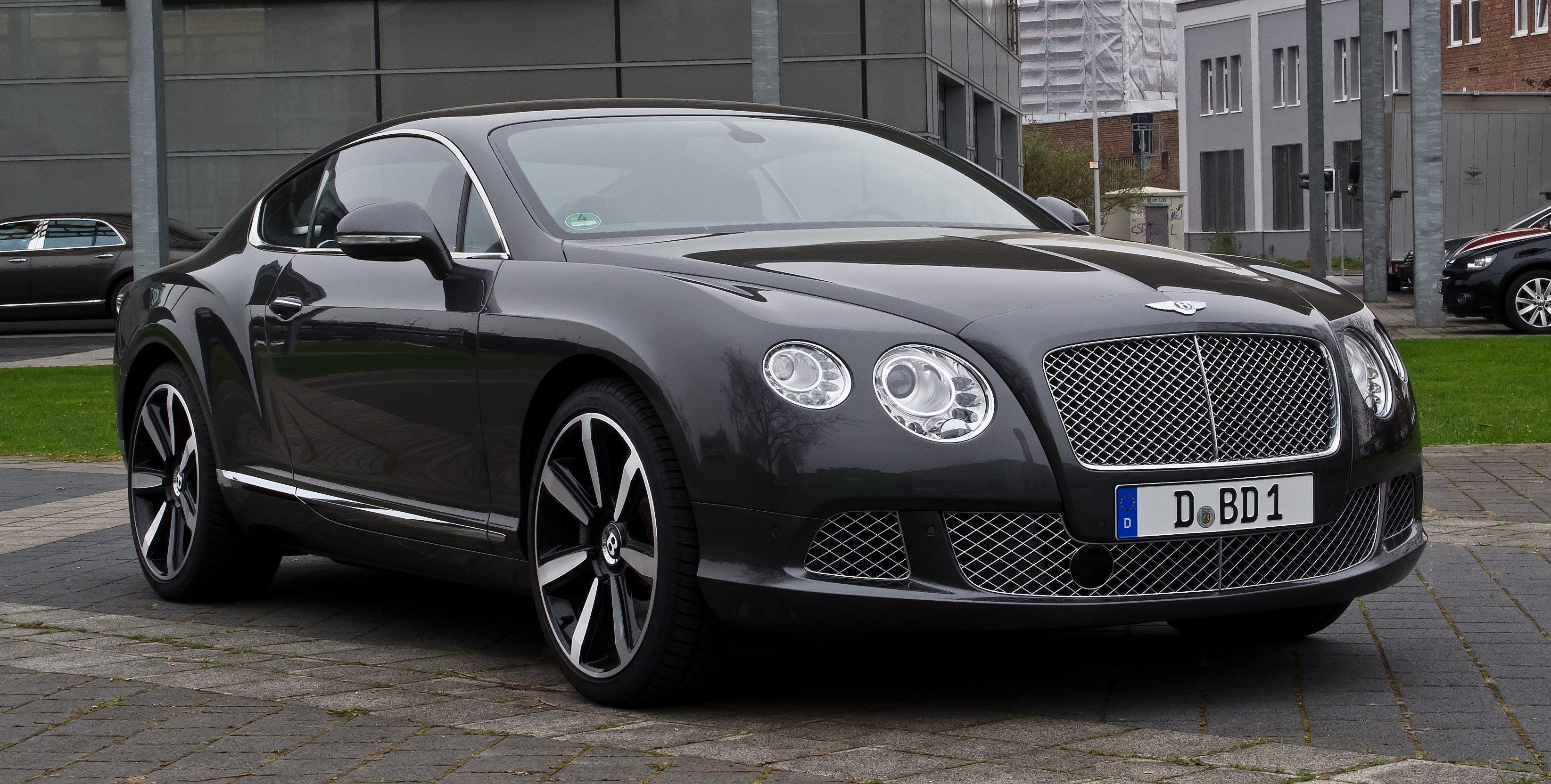 Bentley Continental GT #6