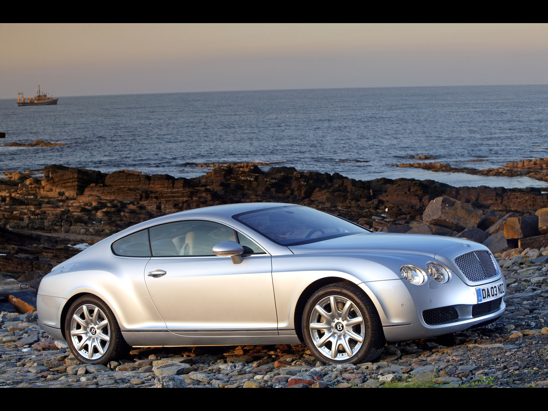 Bentley Continental GT #3