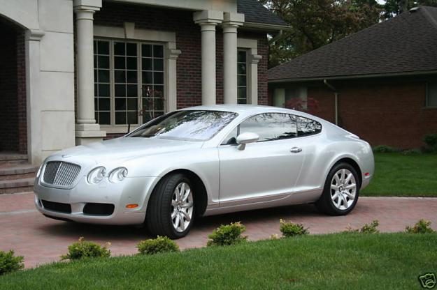 2004 bentley continental gt information and photos. Black Bedroom Furniture Sets. Home Design Ideas