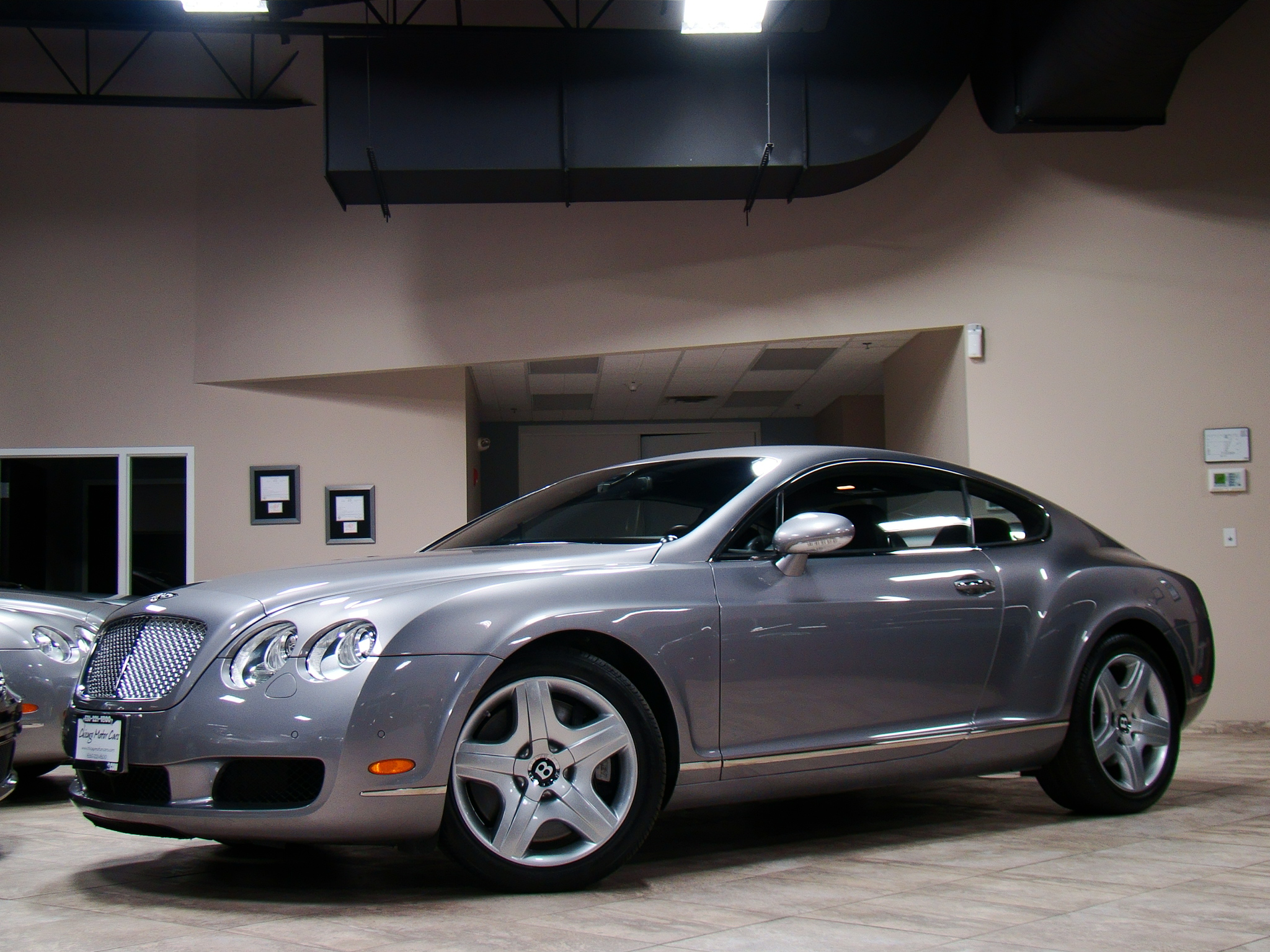 2006 bentley continental gt information and photos momentcar. Cars Review. Best American Auto & Cars Review