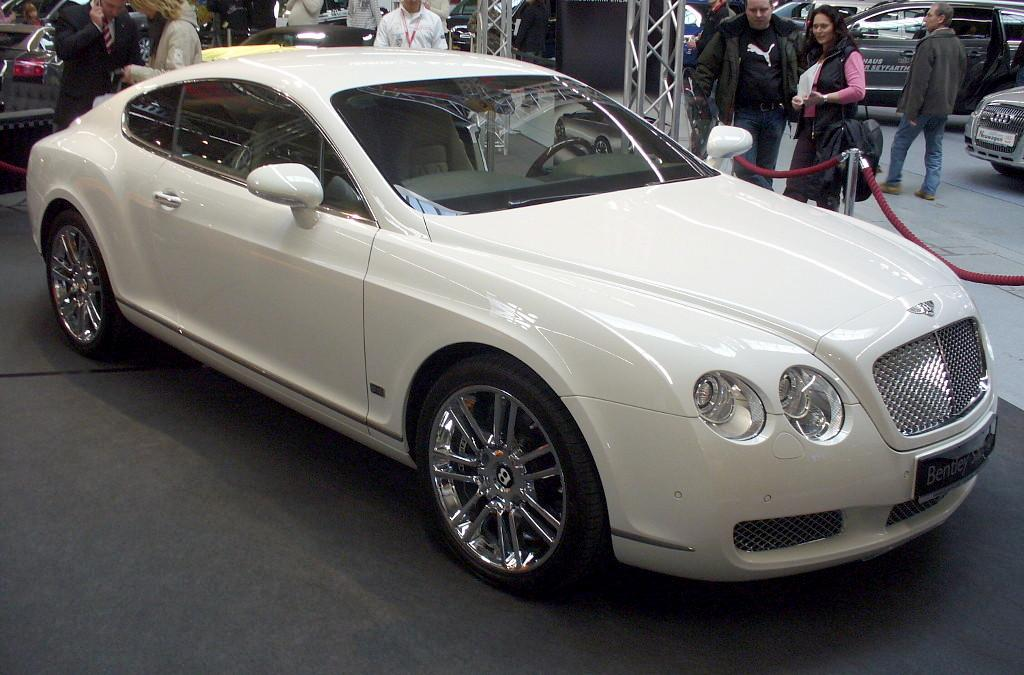 Bentley Continental GT 2008 #1