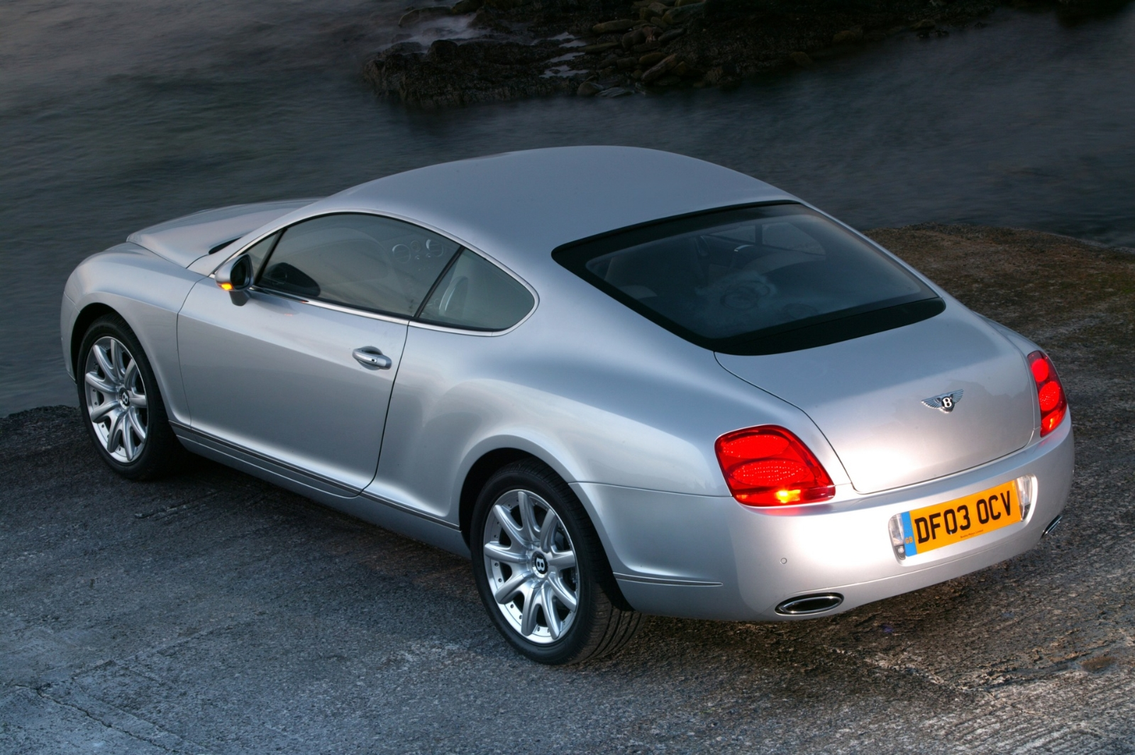 Bentley Continental GT 2008 #3