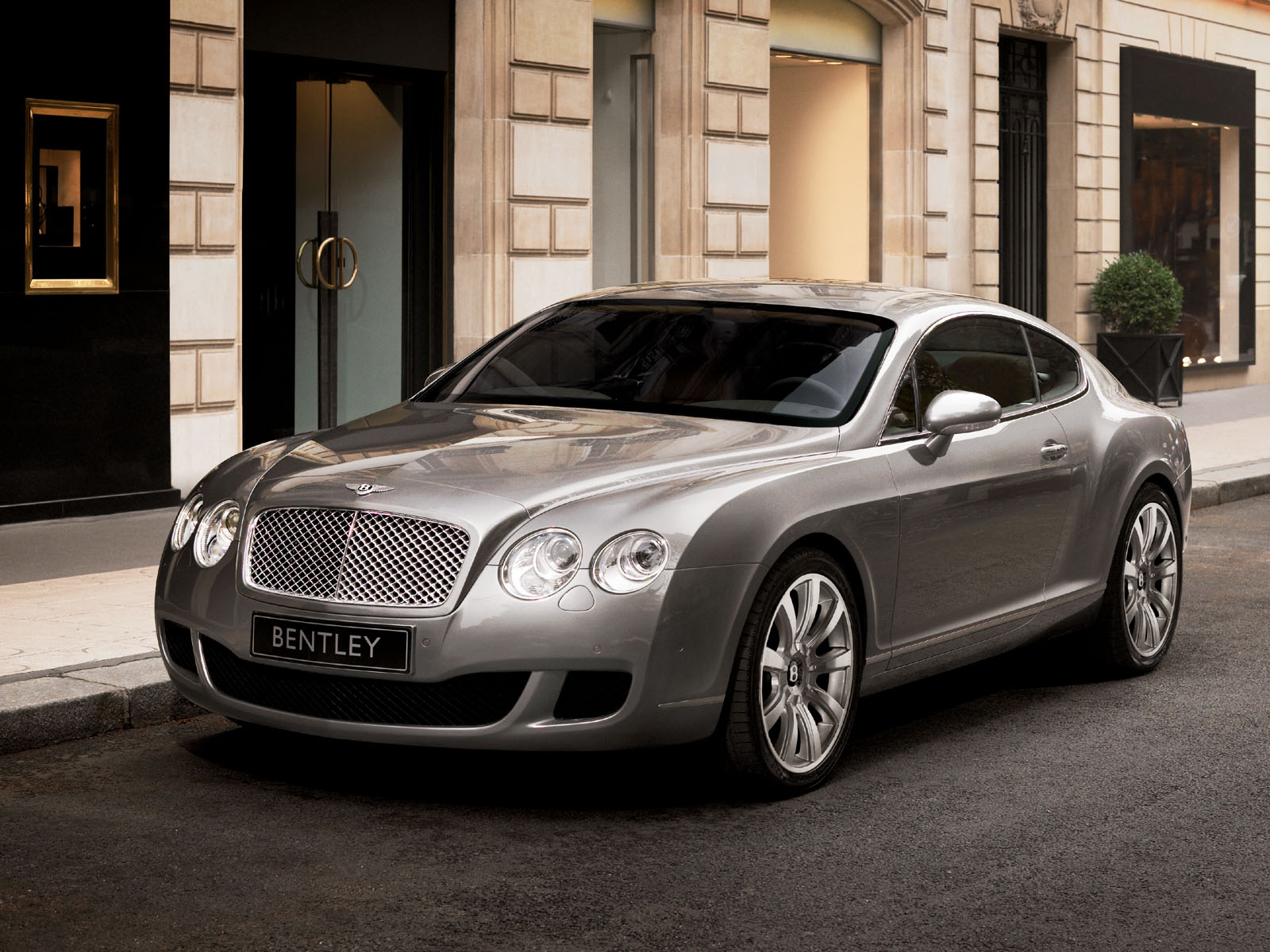 Bentley Continental GT 2008 #7