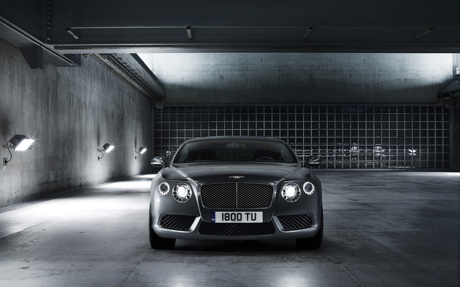 Bentley Continental GT 2013 #11