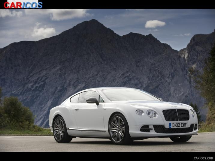 Bentley Continental GT 2013 #4