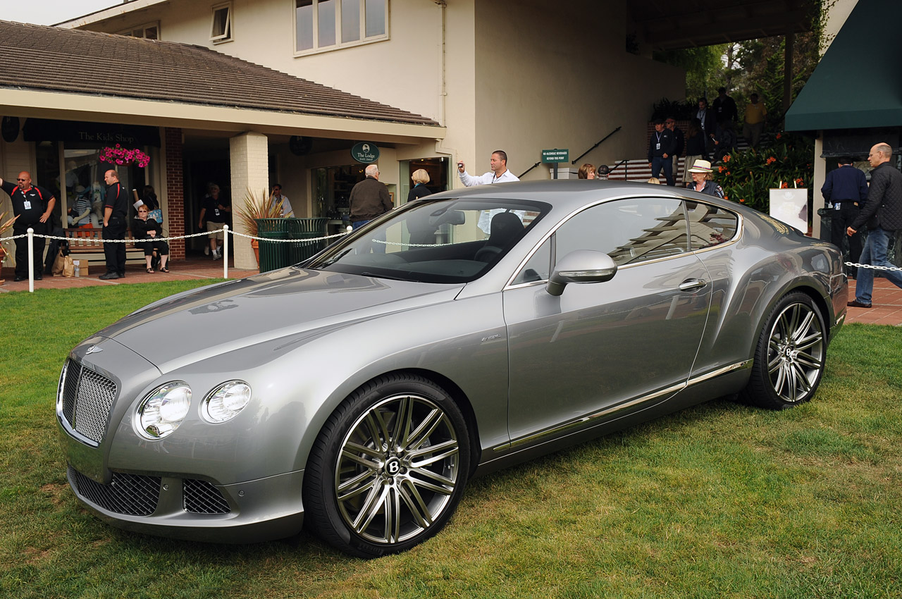 Bentley Continental GT 2013 #7