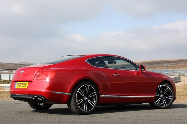 Bentley Continental GT 2013 #9