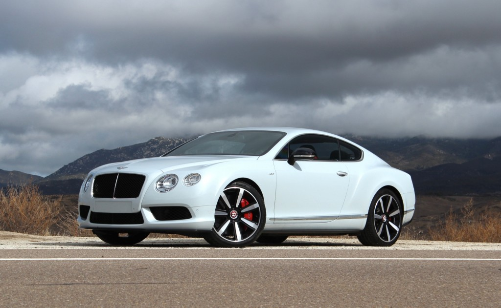 Bentley Continental GT 2014 #2