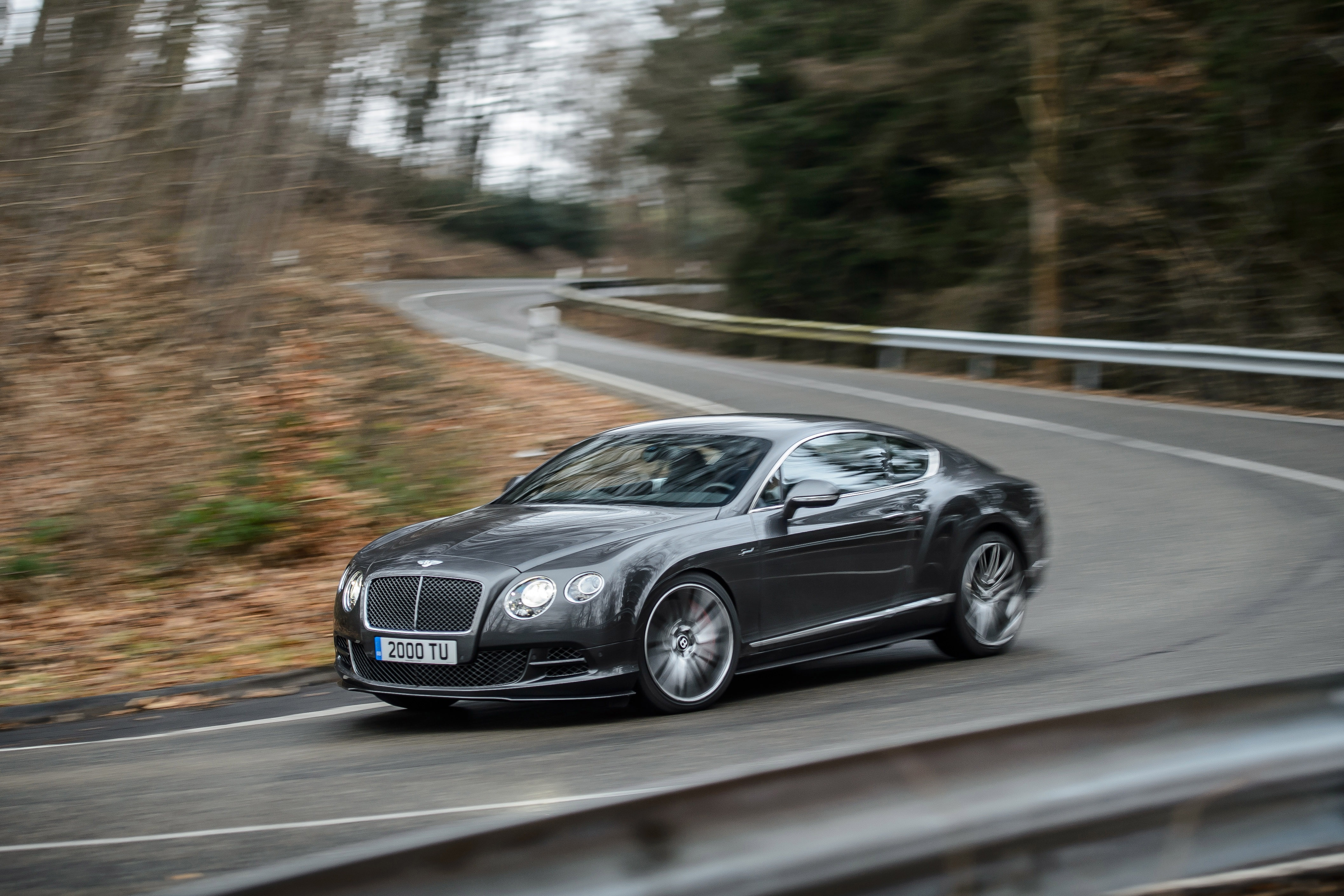 Bentley Continental GT Speed 2014 #2
