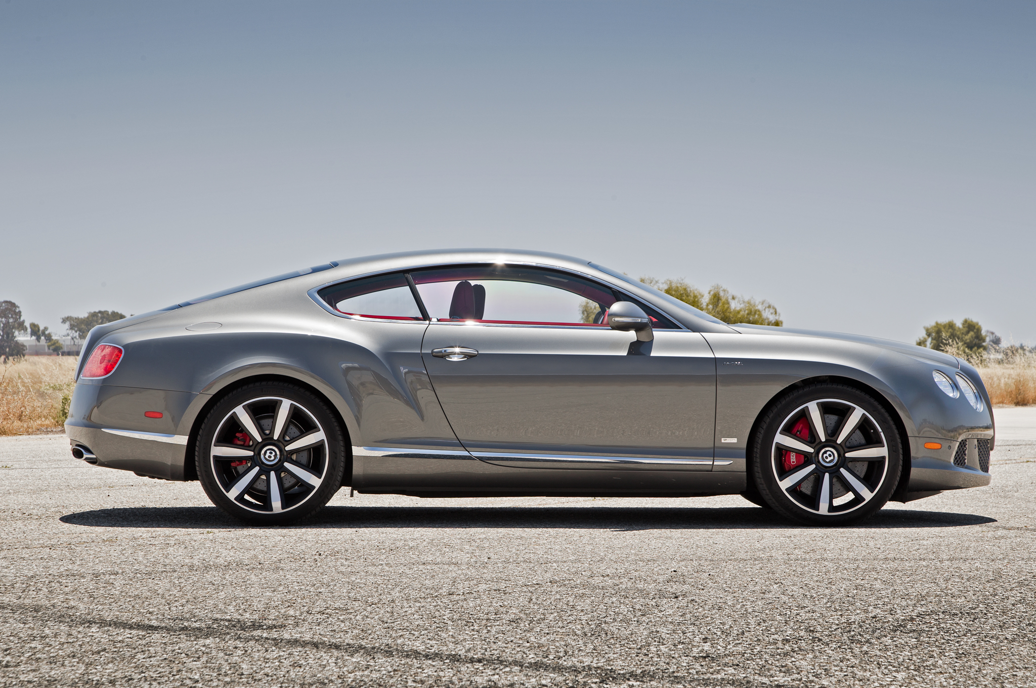 Bentley Continental GT Speed 2014 #3