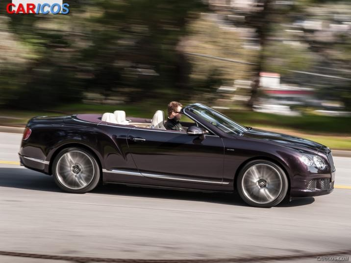 Bentley Continental GTC 2014 #4