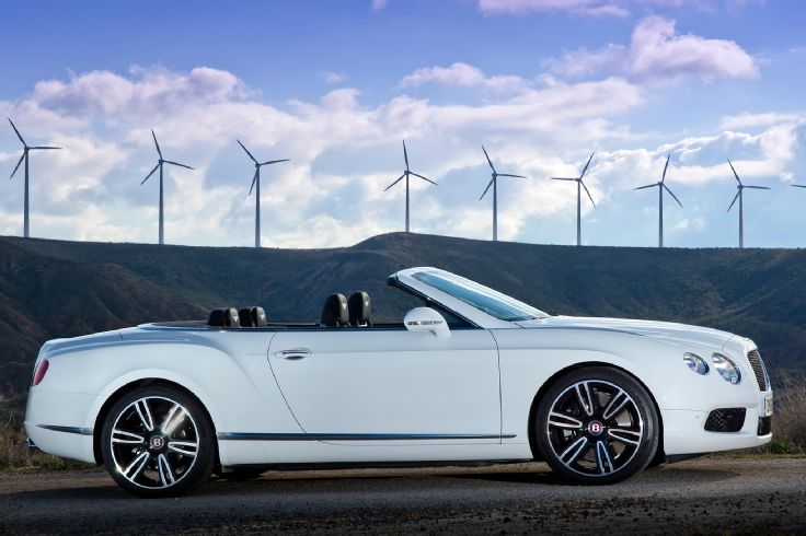 Bentley Continental GTC 2014 #5